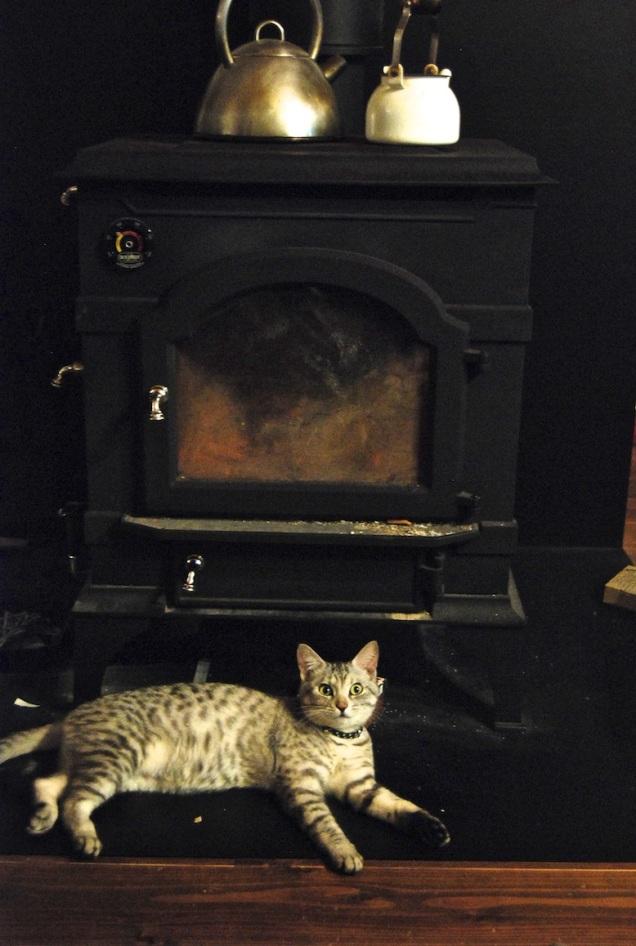 minou暖炉